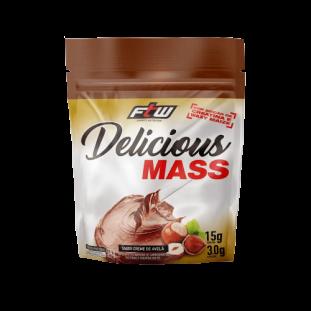 Hipercalórico Massa Delicious Mass 3kg - FTW