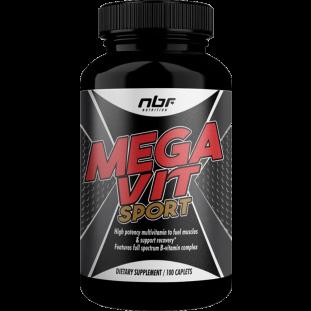 MEGA VIT SPORT NBF 100 tabs