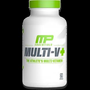 MULTIVITAMÍNICO MULT - V+ MUSCLE PHARM 60 caps