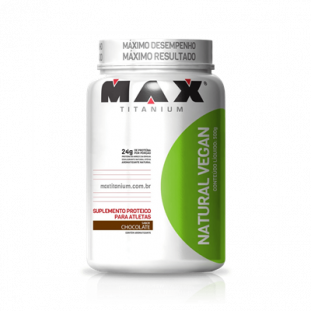 NATURAL VEGAN MAX TITANIUM 500g