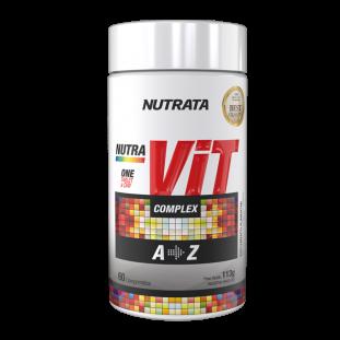 MULTIVITAMÍNICO NUTRA VIT COMPLEX NUTRATA 60 tabs