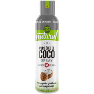 ÓLEO DE COCO SPRAY SS NATURAL 128ml