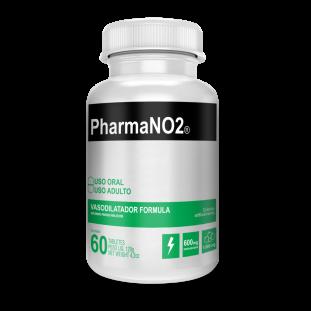 Pré Treino Vasodilatador PharmaNO2 60 Cáps - FITPHARMA