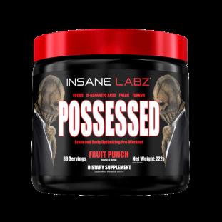 PRÉ TREINO POSSESSED INSANE LABZ 222g - 30 doses