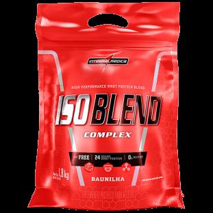 Whey Protein Iso Blend Refil 907g - Integralmédica