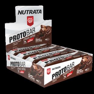 PROTOBAR NUTRATA 70g - 8 unidades