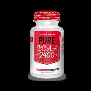 PURE BCAA PURETECH 120caps