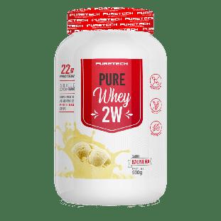 Whey Protein Puro 2W 900G - Puretech