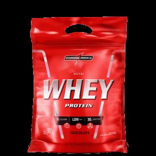 Whey Protein Refil Nutri Whey Protein 907g - Integralmédica