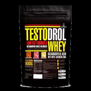 Whey Protein Testodrol 900g - Biotech Labs