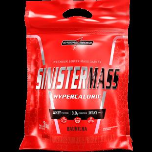 Hipercalórico Massa Sinister Mass 3kg - Integralmédica