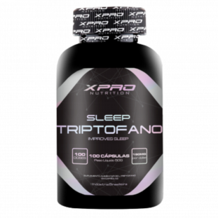 Sleep Triptofano 100 Caps - XPRO Nutrition