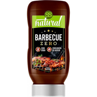 BARBECUE ZERO SS NATURAL 420g
