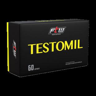 Pré Hormonal Testomil 60 Cáps - FTW