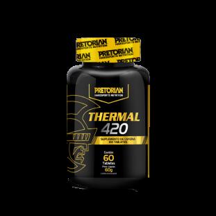 Termogênico Emagrecedor Thermal 420mg 60 Tabs - Pretorian