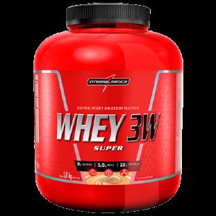 Whey Protein Super Whey 3W 1,8kg - Integralmédica
