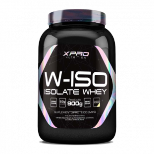 Whey Protein Isolado W-ISO Isolate 900g - XPRO Nutrition